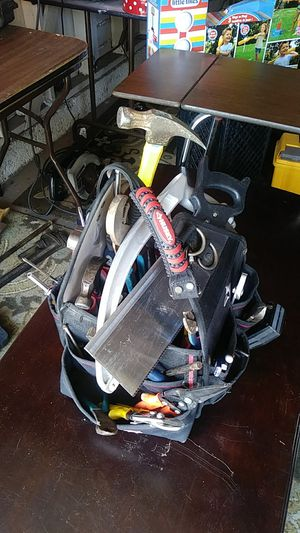 Husky tool box with bunch tools full for Sale in Laguna Beach, CA