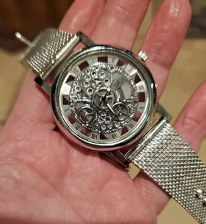 Stainless steel watch for Sale in Riverside, CA