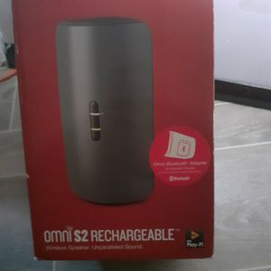 BRAND NEW: Polk Omni S2 Rechargeable Portable Wireless Speaker for Sale in Dallas, TX