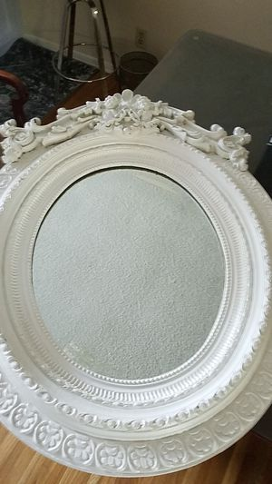 Oval Vintage Mirror for Sale in Los Angeles, CA
