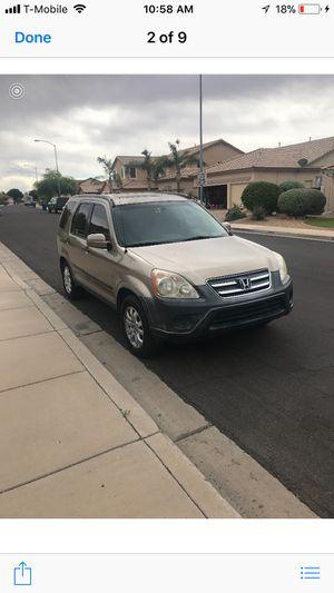 Honda CRV 2005 for Sale in Mesa, AZ