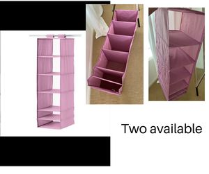 Two ikea closet organizers kids clothes, toys etc for Sale in San Marcos, CA