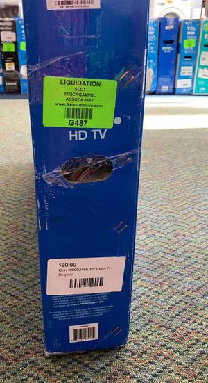 """Brand New ONN 32"""" inch TV 5 for Sale in Dallas, TX"""