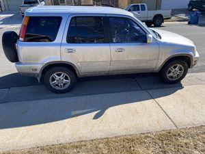 2001 Honda CRV for Sale in Broomfield, CO