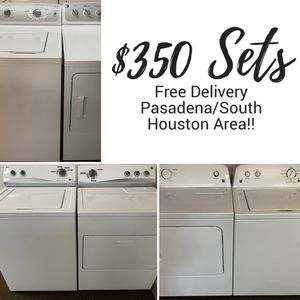 $350 Sets!! for Sale in Houston, TX
