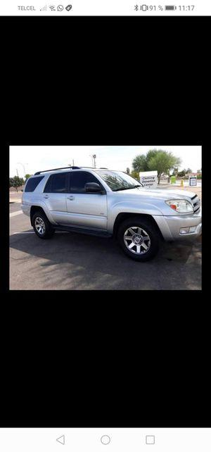 Toyota 4runner SR5 for Sale in Phoenix, AZ