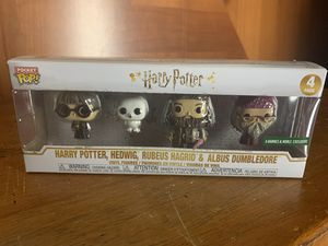 Funko Pocket Pop! Harry Potter Barnes & Noble Exclusive 4 Pack NEW for Sale in Miami, FL