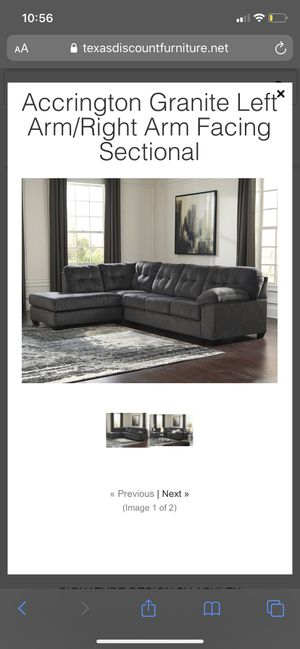 Sectional couch for Sale in Laredo, TX