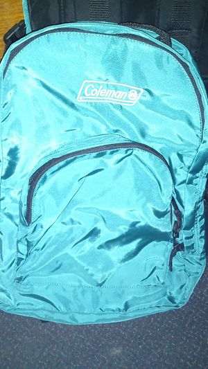 Colman teal colored new backpack for Sale in Wichita, KS
