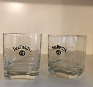 Vintage Jack Daniels Old No7 Shot Glasses for Sale in Dallas, TX