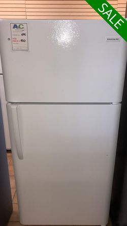 FREE DELIVERY!! Frigidaire CONTACT TODAY! Refrigerator Fridge Top Mount #1485 for Sale in Fort Washington,  MD