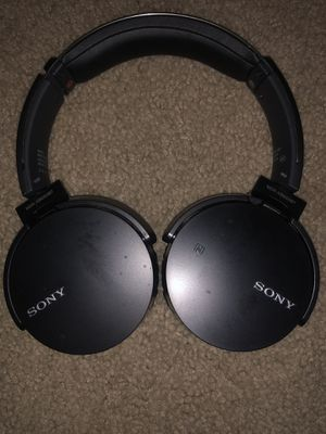 Sony Wireless Bluetooth headphones (MDR-XB650bt) for Sale in Wheaton, MD