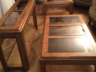 Sofa Table, Side Table And Coffee Table for Sale in Orient,  OH