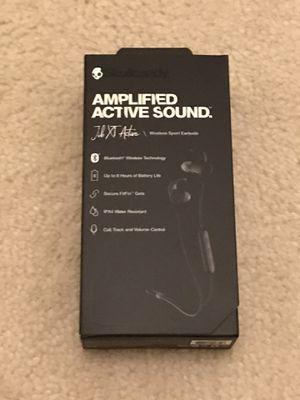 SkullCandy Jib XT Active Wireless Sport Earbuds for Sale in Las Vegas, NV
