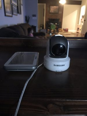 Samsung baby monitor camera for Sale in Los Angeles, CA