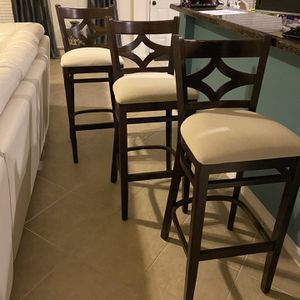 3 Bar stools for Sale in Cypress, TX