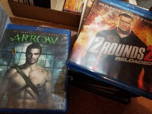 Dvd lot of 36 dvds 25.00 obo for Sale in Brandon, IA