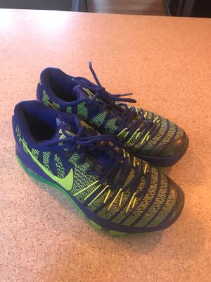 Nike Kevin Durant basketball men's shoes size 8 for Sale in Auburn, WA