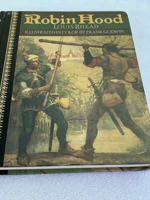 Book Of Robin Hood for Sale in Los Angeles, CA