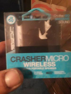 Jlab crasher micro bluetooth speaker for Sale in Brooklyn Park, MN