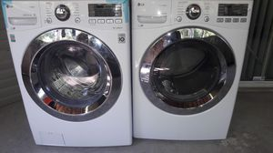 Washer and dryer LG for Sale in Murfreesboro, TN
