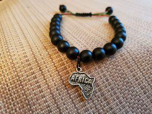 Black Onyx Agate Stone bracelet for Sale in Florissant, MO
