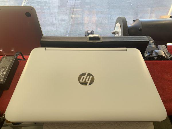 HP Laptop Intel Celeron 2GB Ram 32GB SSD