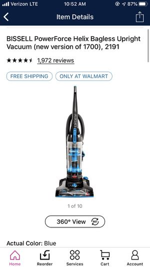Bissell Vacuum for Sale in Toms River, NJ