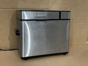 Cuisinart Bread maker fully programs leading for Sale in Youngstown, OH