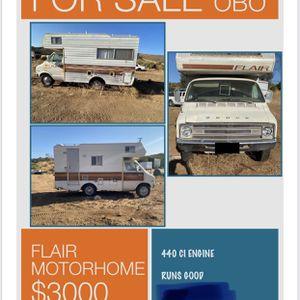 FLAIR MOTORHOME for Sale in El Cajon, CA