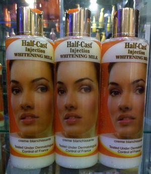 Halfcast Whitening Milk lotion for Sale in Houston, TX