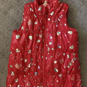Cute Vest For Little Girl Size 7/8 for Sale in Jonesboro, GA