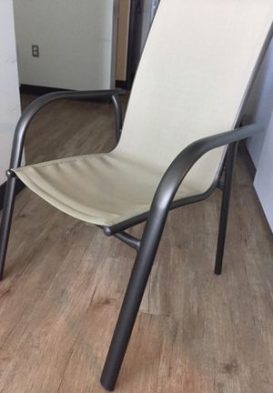 Outdoor chair for Sale in Cambridge, MA