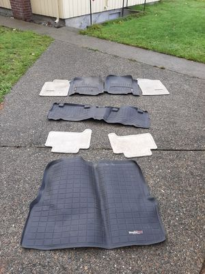Weather tech mats for Sale in Tumwater, WA