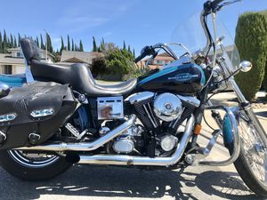 1996 Harley Davidson Dyna Wide Glide Motorcycle FXDWG for Sale in Buena Park, CA