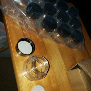 NEW 16 BEAUTY JARS for Sale in Columbia, SC