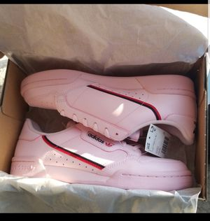 🌸💗🌸WOMEN'S Adidas CONTINENTAL Pink🌸💗🌸 for Sale in Adelphi, MD