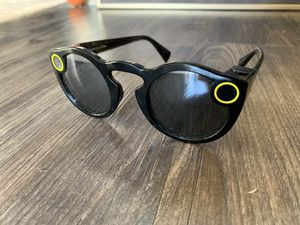Black Snapchat Spectacles for Sale in Austin, TX
