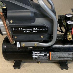 Husky 3 gallon Compressor for Sale in Baltimore, MD