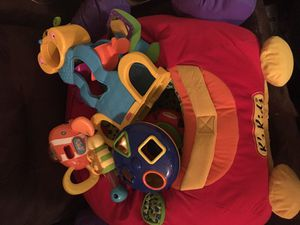 Baby pillow and toys for Sale in Laurel, MD