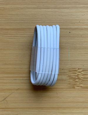 Brand New Apple Original iPhone USB lightning charger cable for Sale in Longmont, CO
