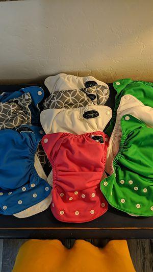 Imagine Newborn cloth diapers for Sale in Litchfield Park, AZ