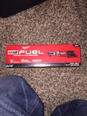 """M12 fuel 3/8"""" ratchet brand new in box tool only for Sale in Mesa, AZ"""