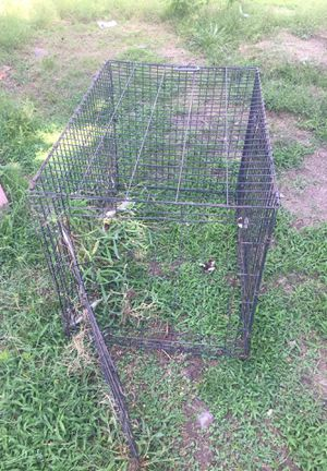 Xxxl dog crate for Sale in Garner, NC