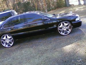 chevy impala ss 96 loaded and great sedan for Sale in New York, NY