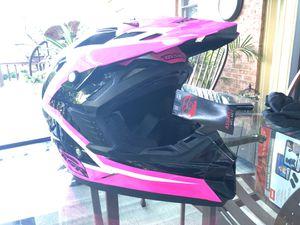Ladies Motorcycle Helmet for Sale in McDonald, PA