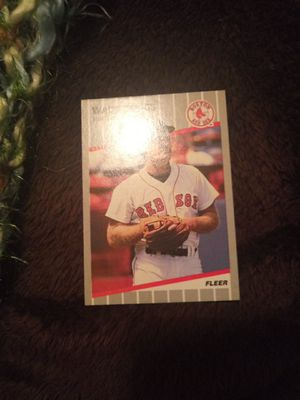 Wade Boggs baseball card 1989 Fleer for Sale in Louisville, KY