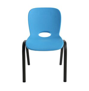 Lifetime kids stacking chairs (6 pack ) for Sale in San Antonio, TX