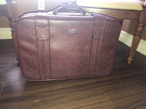 80s Vintage suitcase 🧳 for Sale in Norco, CA