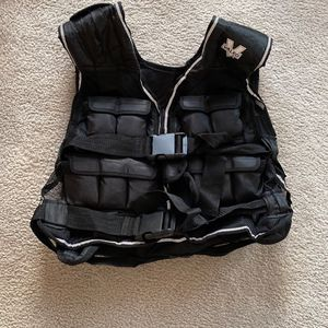 Valeo 20lb Weighted Vest With Removable Inserts for Sale in Chino Hills, CA